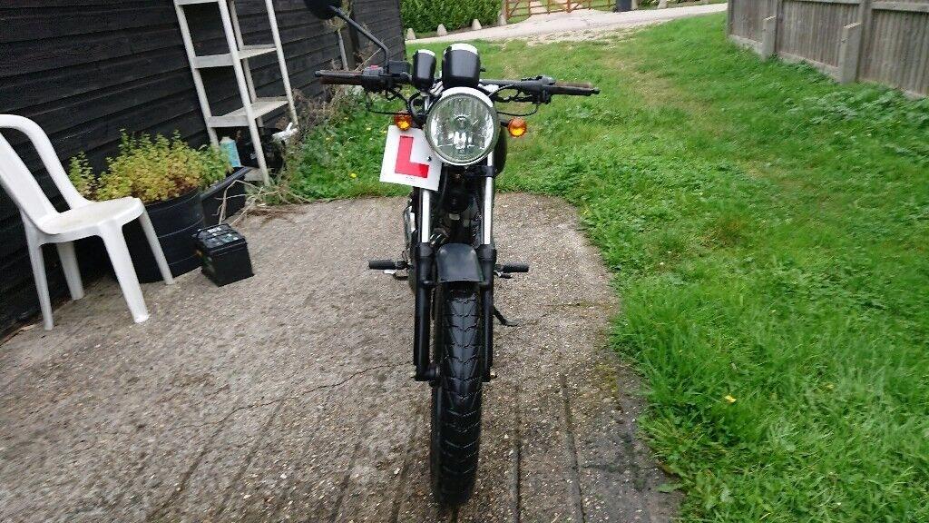 Retro 125cc Learner Legal