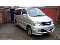 Great 8 seater auto really clean and comfortable