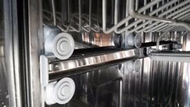 Dishwasher Guide Runners (for top plate rack)