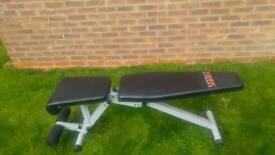 York Fitness 13-in-1 bench Used