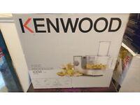 KENWOOD FP125 FOOD PROCESSOR Brand new