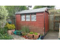 8 x 6 Garden Shed Free Of Charge