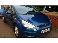 Ford s max 1.8 tdci 2008