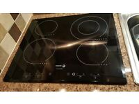 FAGOR INNOVATION - ElectriQ 60cm 4 Zone Induction Touch Control Hob