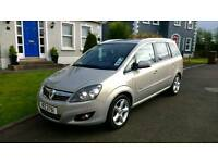 Part ex / swap - 2010 Vauxhall Zafira Sri - only 54k miles! 7 seater - FINANCE AVAILABLE