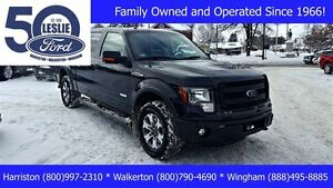 2013 Ford F-150 FX4 4X4 | ARE Cap | Remote Start
