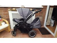 OysterMax Om2 - double buggy