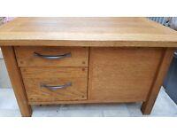 Laura Ashley Oak Coffee Table - Please view on eBay.