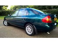 FORD MONDEO VERONA ONLY 33000 ONE OWNER FULL SERVICE HISTORY 12 MONTHS MOT