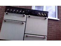range gas cooker fully working order