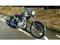 Suzuki savage ls650 bobber part ex considered