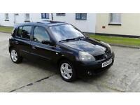 2004 Renault Clio dynamic 1.1 cc £650