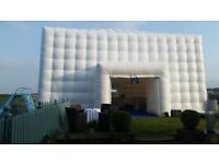 One of a kind customised Inflatable Marquee for sale 10m x 10m
