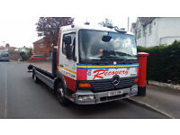 Mercedes Atego 815 7.5 Ton Recovery Truck