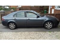 12 month m.o.t swap, sale,px. ford mondeo 2.0 tdci