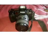Sigma SA300 35mm camera