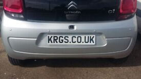 Citroen C1 rear parking sensors supplied and fitted