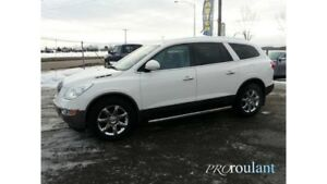 2010 Buick Enclave **8 PASSAGER,CUIR,AWD**70$/SEMAINE