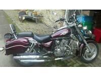 Jinlun 125-11 chopper motorbike