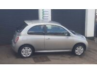NISSAN MICRA, IDEAL FIRST CAR, 12 MONTHS MOT,SERVICED, 6 MONTHS WARRANTY INCLUDED, 2 KEYS....