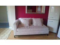 HOUSE CLEARANCE - SOFA, DOUBLE BED, STORAGE, CHEST FREEZER, SHELVING, CHAISE *ALL MUST GO*