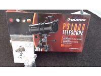 Celestron telescope new £100