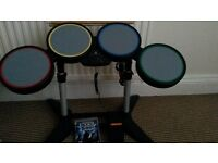 Playstation 2/3 Drum kit / Rock band kit