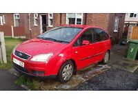 Ford Cmax Ideal family car