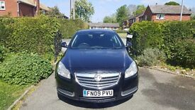 VAUXHALL INSIGNIA SRI NAV ***Full Years MOT***