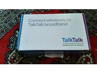 Talk talk router DSL 3680