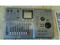 Zoom multitrak studio mrs 802