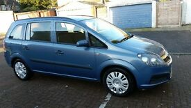 2007 Vauxhall Zafira 1.6 i 16v Life 5dr 1F Keeper HPI Clear @ 07445775115 @ 07725982426@