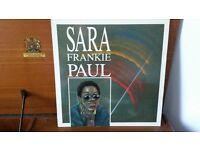 SARA by FRANKIE PAUL 12 INCH LP