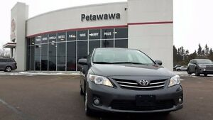 2013 Toyota Corolla LE with Upgrade Package