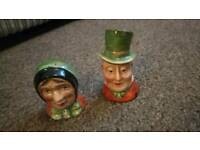 Beswick salt and pepper shakers