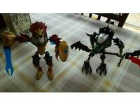 LEGO CHIMA CRAGGER AND LAVAL