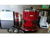 Delonghi Expresso Coffee Machine Excellent Condition