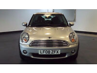 2008 08 MINI HATCH COOPER 1.6 COOPER 3D 118 BHP*FSH*PART EX WELCOME*FINANCE AVAILABLE*WARRANTY*