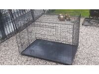 dog cage / pet crate / dog crate / dog pen / pet pen / animal cage / xxxl dog cage / folding cage