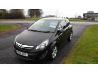 VAUXHALL CORSA 1.2 SXI,2012,Alloys,Air Con,Privacy Glass,Full Service History,Very Clean Example