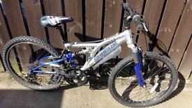 Boys bike 9+
