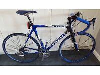 TREK Carbon Fibre Road Bike - 56cm.