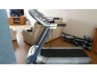 Roger Black electric treadmill.