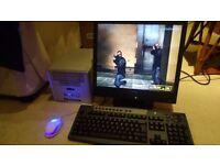 XPC Shuttle SN41G v2 full PC System