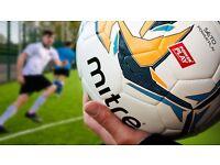 FA affiliated 5-a-side football Wednesdays at Oxford Hawks Hockey Club, 7.30pm-9.30pm, 36 mins, £33