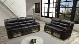 ⭕SOFA SALE⭕CHEAPEST PRICE⭕BRAND NEW CANDY CRUSH 3+2 SEAT SOFA SET IN 3 AWESOME COLORS⭕FAST DELIVERY⭕
