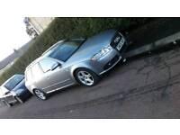 Audi a4 3.0 tdi sline quattro 205bhp swap px 4x4 shogun audi bmw 3 series x5 x3 focus
