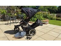 Phil&teds navigator double pushchair