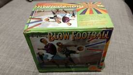 NEW House of Marbles Blow Football