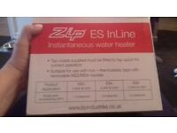 ZIP ES INLINE INSTANTANEOUS WATER HEATER